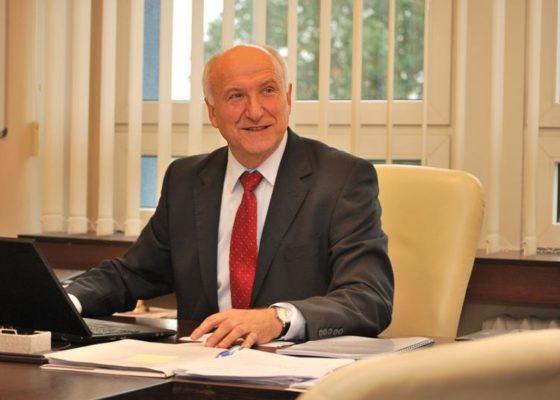 Prof. dr hab. inż., profesor zwyczajny Adam Hamrol